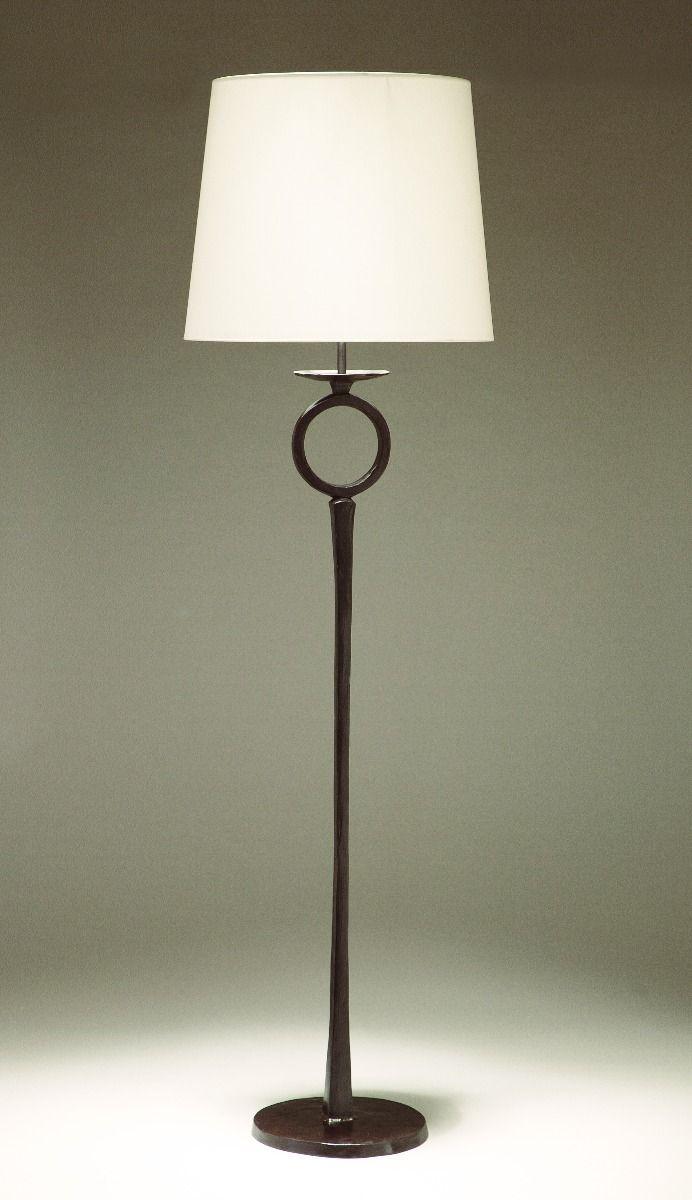Grand diego cast bronze floor lamp aloadofball Gallery