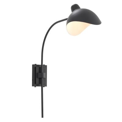 VINCENT WALL LIGHT BLACK