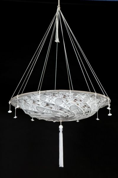 FORTUNY MURANO PENDANT LIGHT