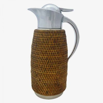 RATTAN  THERMO PITCHER