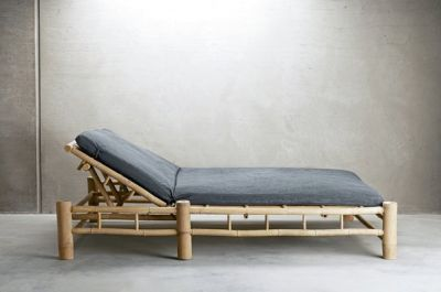 IBIZA DOUBLE BAMBOO DAYBED