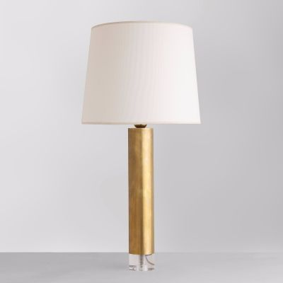 GIORGIO BRASS TABLE LAMP
