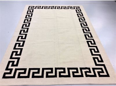 THE GREEK KEY RUG