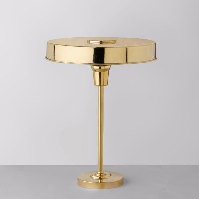 HOLLYWOOD BRASS TABLE LAMP