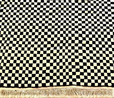 Beni Ourain, Vintage Moroccan Berber Rug 240 cm x 160 cm