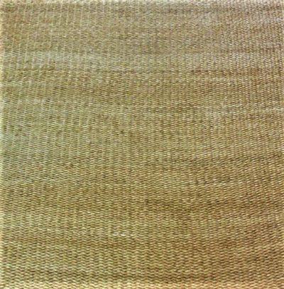 Abaca Natural Fibre, Hand Woven, Hand Made Rug 200 cm x 300 cm