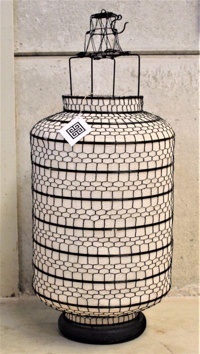 Chinese Provincial Lantern M