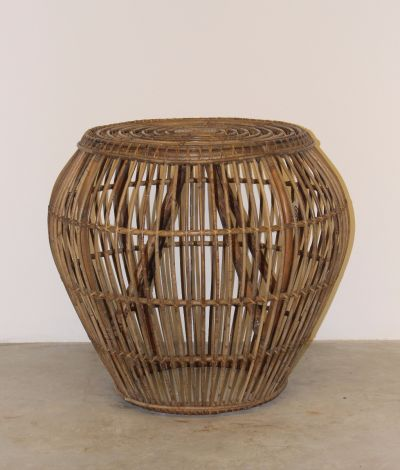 RATTAN SIDE TABLE MUNDO