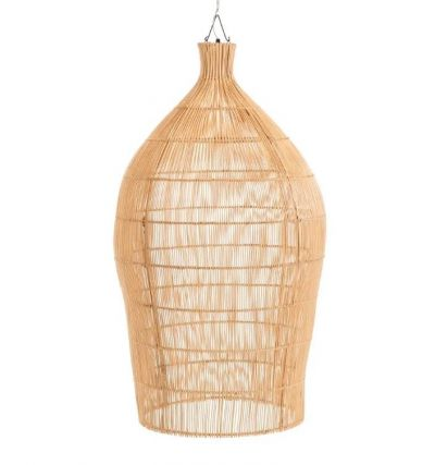 CARTAGENA RATTAN LAMP XL