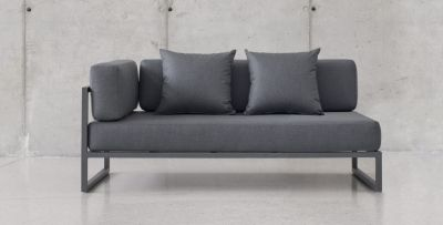 LINEA SOFA 2 SEAT / RIGHT ARM / OUTDOOR