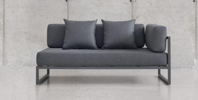 LINEA SOFA 2 SEAT / LEFT ARM