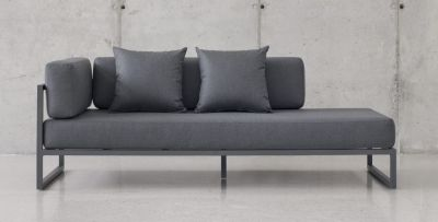 LINEA CHAISE LONGUE / RIGHT ARM / OUTDOOR