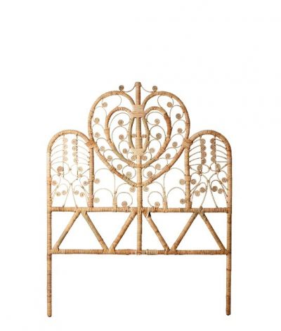 RIVIERA WICKER HEADBOARD / S
